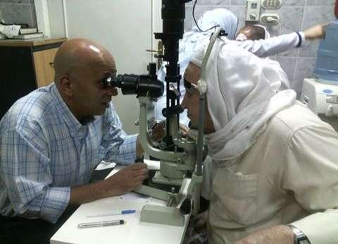 """""""صحة الوادي الجديد"""" تطلق قافلة طبية مجانية لأهالي قرية أبومنقار"""