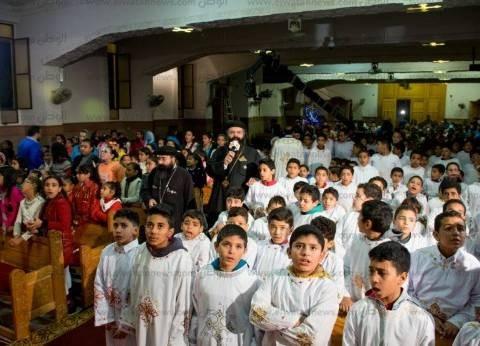 """الكنيسة تنظم """"تسبحة كيهك"""" للأطفال في العاشر من رمضان"""