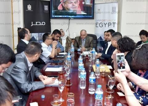 """علاء عمر: قانون الاستثمار المعروض على النواب """"كبير جدا"""""""