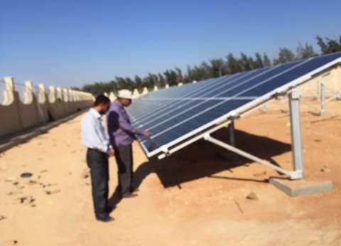 الكهرباء: دراسة الخلايا الشمسية إضافة جديدة في معاملات التحكم