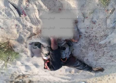 عاجل بالصور| إحباط هجوم مسلح على كمين بالعريش.. وتصفية 4 إرهابيين
