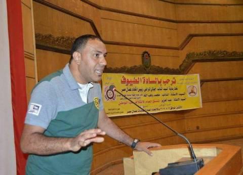 """""""حب الوطن"""": المصريون بالكويت شاركوا في الانتخابات بنسب لا تقل عن 70%"""