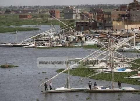 مصرع صياد وإصابة آخر في اصطدام مركبين ببحيرة المنزلة