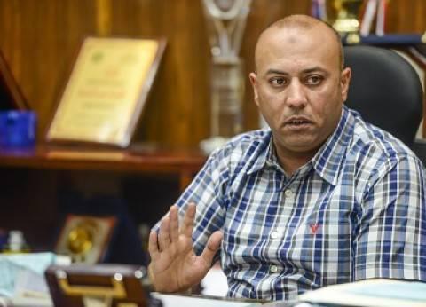 ايداع محافظ المنوفية السابق المتهم بالرشوة قفص الاتهام
