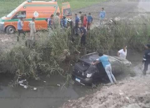 """إصابة 3 أشخاص في حادث إنقلاب سيارة ملاكي بـ""""أسيوط - القاهرة الزراعي"""""""