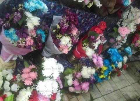 أسعار الورود ومحلات بيعها.. بالتزامن مع أعياد الربيع