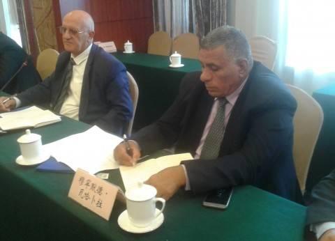 """وكيل """"قوى عاملة النواب"""" يشيد بالاستثمارات الصينية: شريك تجاري مهم"""