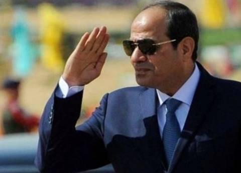 """السيسي يبحث مع قادة القوات المسلحة تطورات العملية الشاملة """"سيناء 2018"""""""