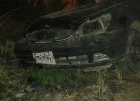 عاجل| مصرع ضابط شرطة وإصابة 3 مجندين في حادث تصادم بقنا