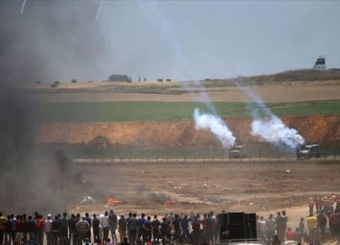 """""""معا"""" الفلسطينية: قصف مدفعي على حدود غزة بعد ساعات من التهدئة"""