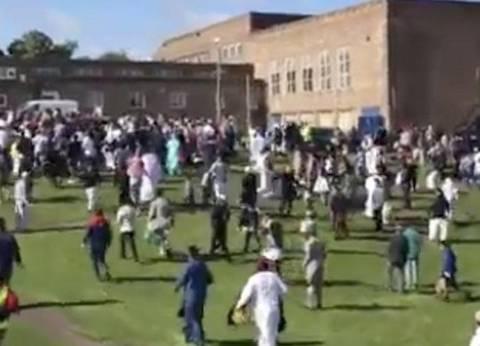 بالفيديو| اللحظات الأولى بعملية دهس استهدفت محتفلين بعيد الفطر