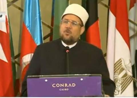 """وزير الأوقاف: """"حديث الروح"""" كتاب جديد لدروس التراويح في رمضان"""
