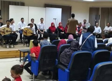 """""""الموسيقى العربية"""" تحتفل بذكرى ثورة يوليو بـ""""ثقافة القناطر الخيرية"""""""