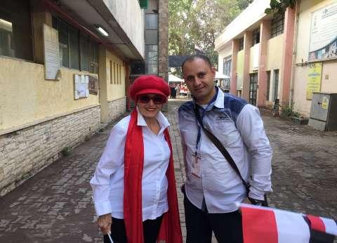 """سميرة أحمد لـ """"الوطن"""": المشاركة في الانتخابات أولي خطوات بناء المستقبل"""
