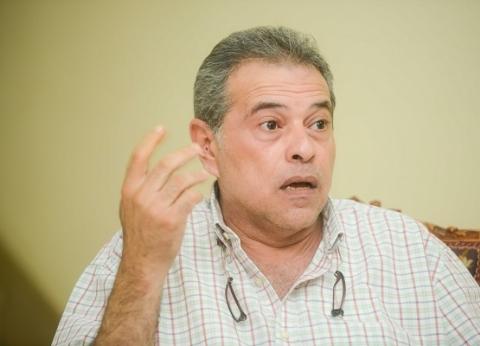 توفيق عكاشة: ثورة 30 يونيو أنقذت مصر من الدمار والحروب الأهلية