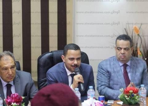 """رئيس """"مستقبل وطن"""" بمطروح: مصر ستمر بـ3 أحداث سياسية مهمة خلال سنتين"""