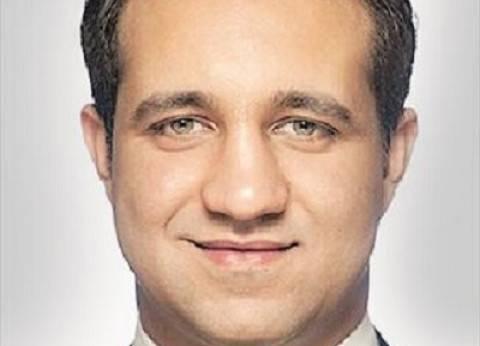 أحمد مرتضى منصور يدلي بصوته في مدرسة الوفاء بالعجوزة