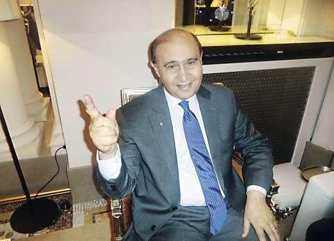"""مميش يطلع سفراء مصر الجدد على طبيعة عمل """"قناة السويس"""""""
