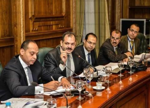 """وفد """"اقتصادية البرلمان"""" يصل هيئة قناة السويس في جولة تفقدية"""