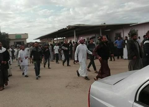 حملة للتبرع بالدم في بورسعيد لمصابي تفجير مسجد الروضة