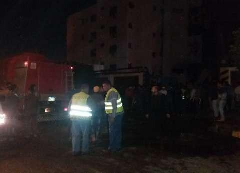 أمن الشرقية: 3 وفيات و32 مصابا حصيلة حريق مصنع العاشر من رمضان