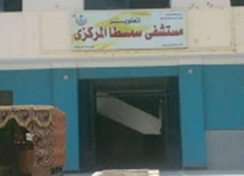 مصرع سيدة وإصابة 3 في حادث انقلاب سيارة بصحراوي بني سويف
