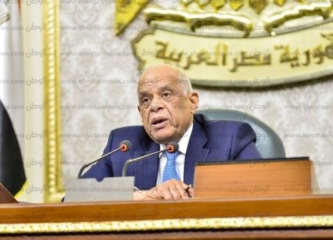 عبد العال ينبه على الوزراء بعدم استلام أي طلبات من النواب خلال الجلسات