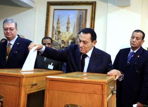 """""""مبارك وأسرته"""".. هل يحق لهم الإدلاء بأصواتهم في الانتخابات الرئاسية؟"""