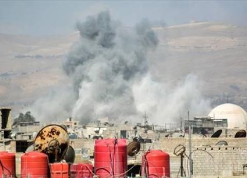 """العراق: طائرات حربية تدمر مركز قيادة وسيطرة لـ""""داعش"""" داخل سوريا"""