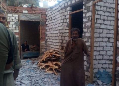 """تنفيذا لمبادرة """"حياة كريمة"""".. إعادة تأهيل منازل قرى زفتى بالغربية"""