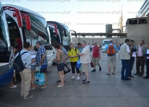 ميناء نويبع يشهد وصول وسفر 21 ألف راكب خلال مايو الماضي