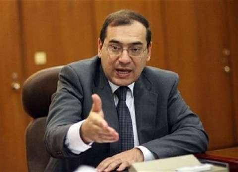 وزير البترول عقب الإدلاء بصوته: نحتاج جهود الجميع لبناء مصر الجديدة