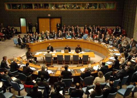 """مصر تعترض على عبارة """"الحكومة المنتخبة ديموقراطيا بتركيا"""" في بيان مجلس الأمن"""