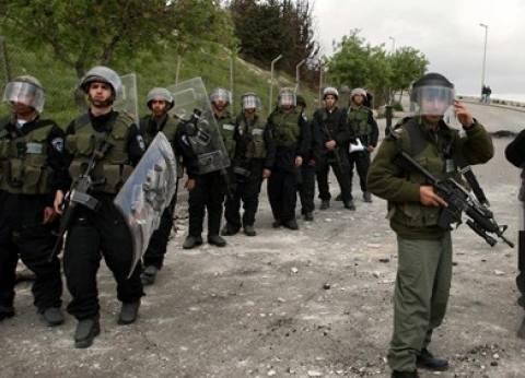 كر وفر بين الفلسطينيين والإسرائيليين على حدود قطاع غزة