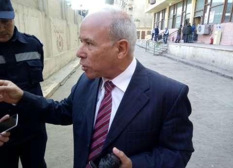 مدير إدارة المفرقعات يتفقد لجان الانتخابات في مدينة نصر