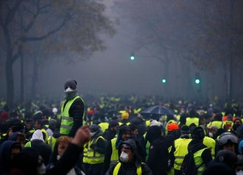 عاجل  باريس تغلق قوس النصر غدا أمام حركة السياحة بسبب الاحتجاجات