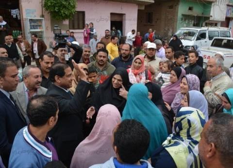 محافظ الغربية: مصر تشهد عرس تاريخي.. والشعب واعي