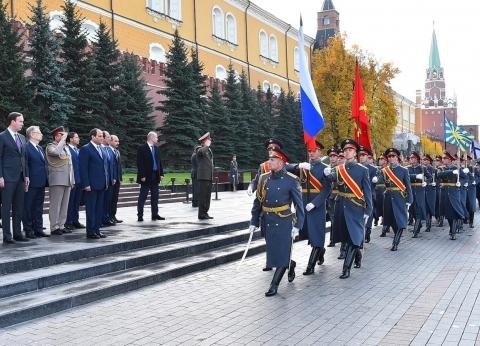 السيسي يشيد بالعلاقات المصرية الروسية وتطورها خلال الـ5 سنوات الأخيرة