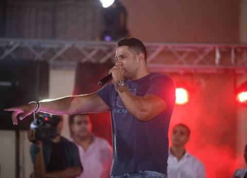 بعد طرح ألبومه الجديد.. محمد نور يتألق في أولى حفلاته