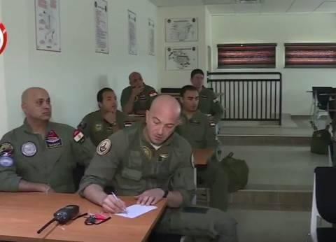 10 صور من فيديو «الضربة الجويَّة» على «داعش» في ليبيا: أبطال الثأر