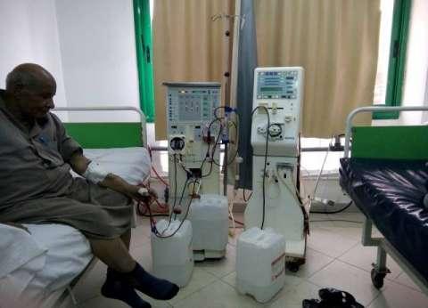 معهد الكلى.. يستقبل 1200 مريض يومياً من أنحاء الجمهورية ويعالجهم مجاناً.. وينتظر دعم المتبرعين ولو بـ«حنفية»
