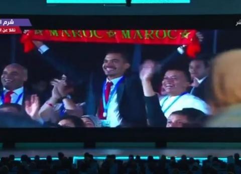 """المغربي """"قيبوس"""" يتحدث لـ""""الوطن"""" بعد ظهوره في فيلم منتدى شباب العالم"""