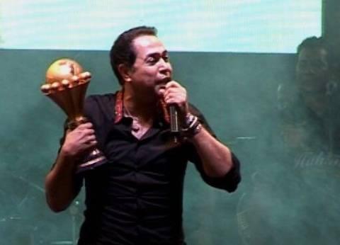 """حكيم بعد تأهل منتخب مصر لنهائي إفريقيا: """"على الطبلة كله يرقص"""""""