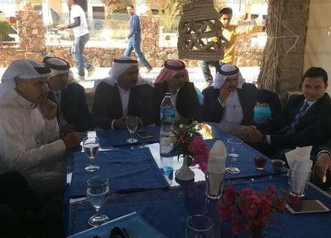 محافظ جنوب سيناء: إعادة تخطيط منطقة العسلة بمدينة دهب