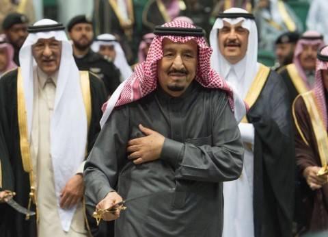 الملك سلمان يبعث برقية عزاء إلى السيسي في ضحايا حادث قطاري البحيرة