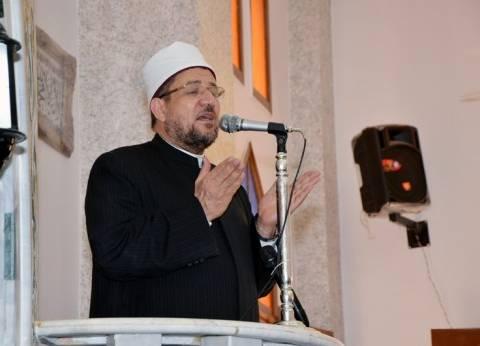 """عضو """"البحوث الإسلامية"""" يشيد بجهود """"جمعة"""": يخوض عراكا علميا ضد التطرف"""