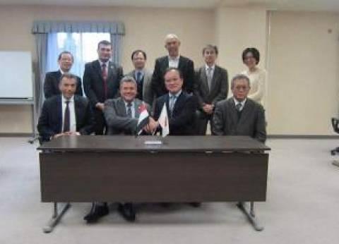 """رئيس جامعة بنها من اليابان: """"نسعى للانفتاح على العالم"""""""