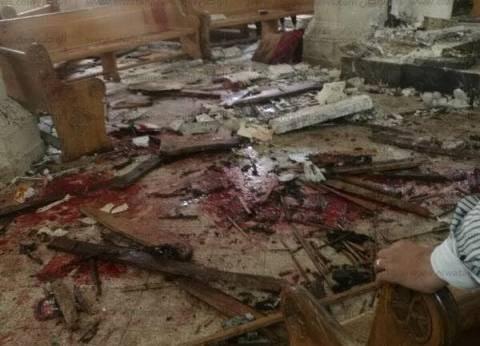 رئيس الأمة الكويتي يعزي في ضحايا تفجير كنيستي طنطا والإسكندرية