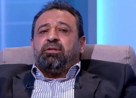 """عبد الغني: لا نملك توقيع أو رفع العقوبة عن مرتضى.. """"مش محتاجين مزايدة"""""""