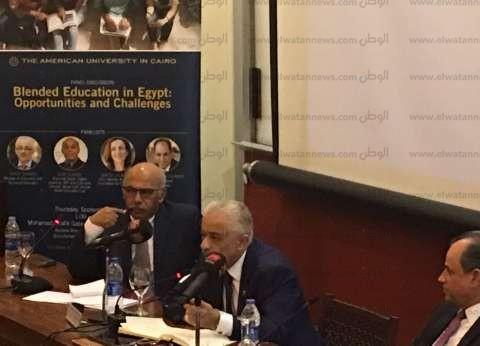 """طارق شوقي: """"لدينا منظومة متهالكة في التربية والتعليم ونسعى لإصلاحها"""""""